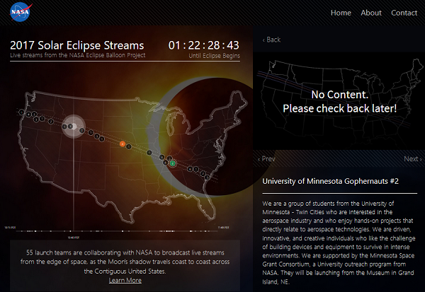Digital Aspects of Solar Eclipse, Plus Minn. & Wisc. Connections