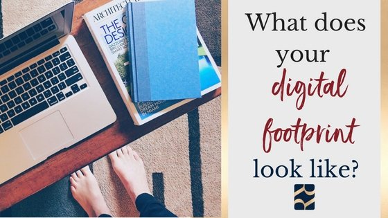 What does your digital footprint look like?